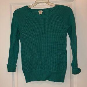 XS J. Crew Sweater